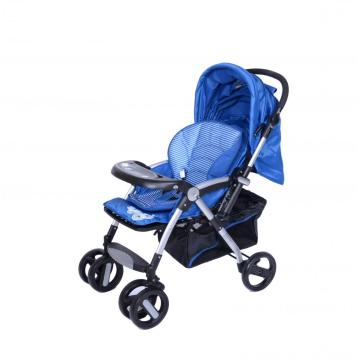 Luxury Reversible Handle Bar whole canopy Baby Stroller