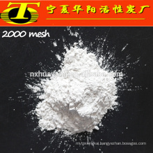 Ningxia factory corundum white fused alumina sandblasting mesh 2000