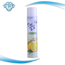 Lemon Fragrance Air Freshener Spray for Keeping Air Clean