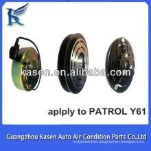 patrol y61 ac clutch dks17ch compressor magnetic cluth