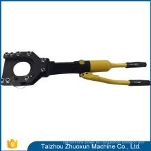 Herramienta de corte de batería de extractor de engranaje de alta calidad Máquina de corte de cable hidráulico portátil de cable de acero Qy30