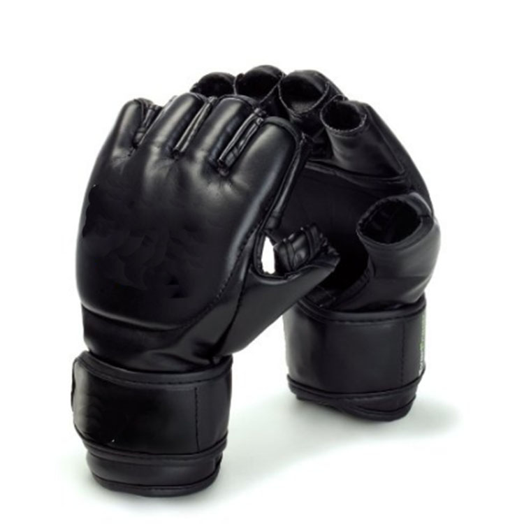 PU Coated Boxing Gloves