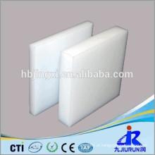 Folha plástica branca dos PP