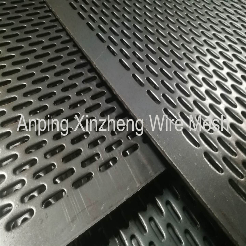 Perforated Steel Plate