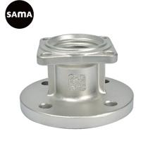 L'investissement de pièces de valve d'acier inoxydable, précision, moulage de cire perdu