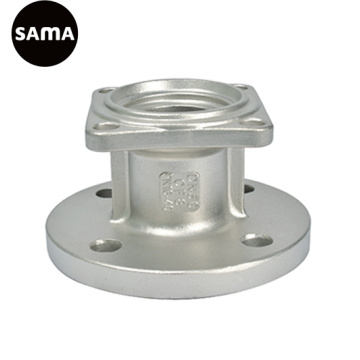 Stainless Steel Valve Parts Investment, Precision, Lost Wax Casting