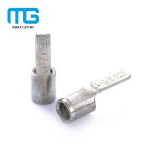 Conector de terminais de lâmina não-cobre elétrico DBN não isolado