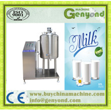 Stainless Steel Small Milk Htst Pasteurizer
