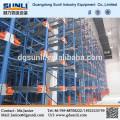 Rack de palete de transporte de rádio de armazenamento seletivo de alta qualidade
