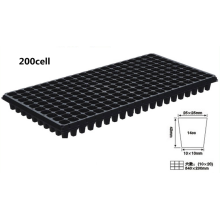 Plastic Rice Seed Growing Tray 200cell