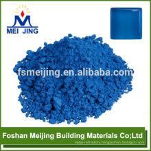 pigment for glass peacock blue color high temperature pigment hot sale in Uzbekistan