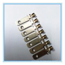 UL-Steckerklingen Kabelanschlüsse mit Nickelüberzug (HS-DZ-0008)