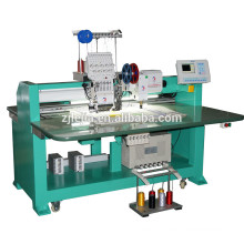 single head embroidery machines with prices(double sequin+chenille+simple coiling)