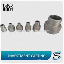 stainless steel pipe socket
