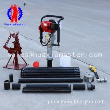 SPT equipment  QTZ-3 50 meters soil sampling drill rig