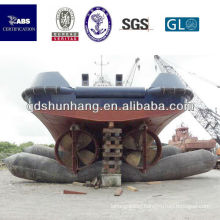 marine rubber inflatable boat lift