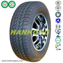 Chinesischer Fahrzeug-Autoreifen-PCR-Reifen UHP-Reifen (155 / 70R12, 185 / 70R14, 165 / 80R13, 195 / 55R15)