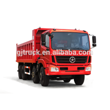 4X2 Dayun dump truck for 5-15T loading capacity