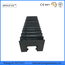 Linear Guide Rail Cover Machine Accordion Bellows