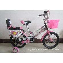 Lustige Kinderfahrräder mit 2 Trainingsrädern (LY-C-031)