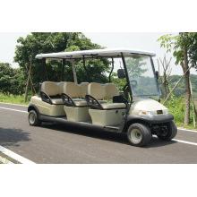 Beste Qualität 6 Sitzer Elektrofahrzeug zum Verkauf