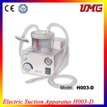 Portable Phlegm Suction Unit Dental Apparatus