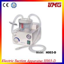 Dental Machine Portable Phlegm Unidad de succión