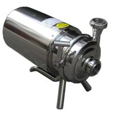 Pompe centrifuge de classe alimentaire BAW Electric en acier inoxydable
