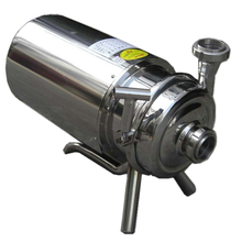 BAW Electric Stainless Steel Food Class Centrifugal Pump