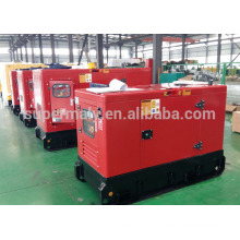 Hot sale 150kva diesel generator by China engine