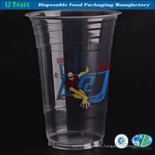 Пластиковый стакан с высокой прозрачностью