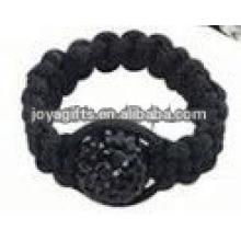 Новый дизайн shamballa кольцо