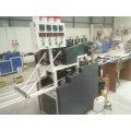 Machine à baguer les bords en PVC / un moule à quatre bandes