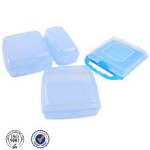 Caja de sándwich de plástico