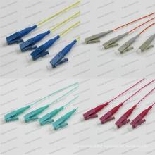 LC/Upc Om1/Om2/Om3/Om4 Sm Sx 0.9 PVC/LSZH Pigtail Optical Fiber Patch Cord
