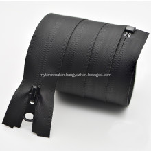 Custom Waterproof Metal Nylon Zipper for Bag