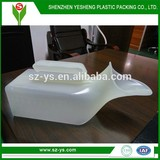 Wholesale Medical Supplies Plastic Urinal for Female