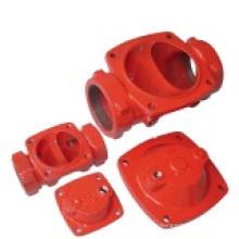 Stahlgießerei mit benutzerdefinierten Stahlteilen