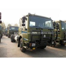 Китай грузовой автомобиль 4х4 (шасси)