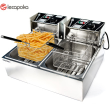 Chips de pommes de terre friteuse Prix de la machine