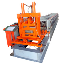 Good Quality Price Automatic C Shape Purling Roll Forming Machine