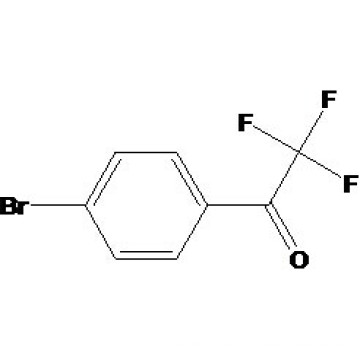 4'-Bromo-2, 2, 2-Trifluoroacétophénone N ° CAS: 16184-89-7