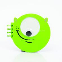 Boîtier de bloc-notes pour ordinateur portable 3D Pop Up EVA