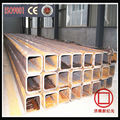 100X100mm Seamless Square Hollow Steel Tube