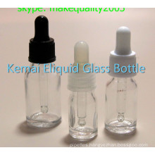 eliquid Green Glass Bottle with Child proof cap and glass pipette=top quality ISO8317 eliquid bottle manufactuer since 2003