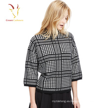 Wool Cashmere Cat Womens Cashmere Jumpers