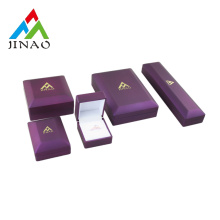 Purple LED jewelry box series