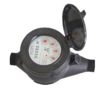 Dn20 Multi Jet Vane Wheel Dry Dial Plastic Water Meter