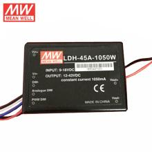 Значит, оригинальные постоянного тока-DC преобразователь 1050ма / 45 Вт постоянного тока-DC шаг-до постоянного тока драйвера светодиодов 1050 ма ЛДГ-45Б-1050