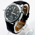 Customized Radio Controlled Mens Wrist Watches Japan Movement